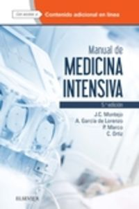 (5 ED) MANUAL DE MEDICINA INTENSIVA + ACCESO WEB