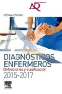 DIAGNOSTICOS ENFERMEROS - DEFINICIONES Y CLASIFICACION 2015