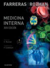 (18ª ED) FARRERAS ROZMAN - MEDICINA INTERNA (+STUDENTCONSUL