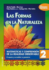 Formas En La Naturaleza, Las 2 - Alfredo Tiemblo