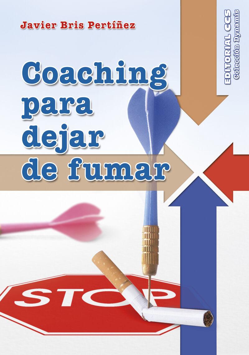 coaching para dejar de fumar - Javier Bris Pertiñez