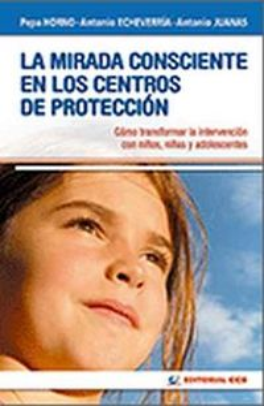 La mirada consciente en los centros de proteccion - Josefa Horno Goicoechea / Antonio Echeverria Cañabate / Antonio M. Juanas Baragaño