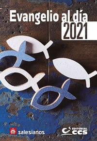 EVANGELIO AL DIA 2021