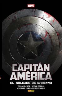 capitan america - el soldado de invierno - Ed Brubaker
