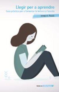 Llegir Per Aprendre - Josep Antoni Fluixa