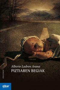 Piztiaren Begiak - Alberto Ladron Arana
