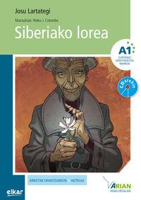 siberiako lorea (a1) (+cd) - Josu Lartategi Yustos