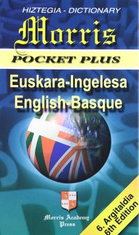 Morris Pocket Plus Eus / Ing - Eng / Basque - Aa. Vv.