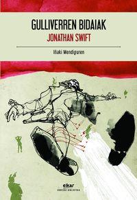 Gulliverren Bidaiak - Jonathan Swift