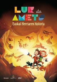 Lur Eta Amets - Euskal Herriaren Historia - Batzuk