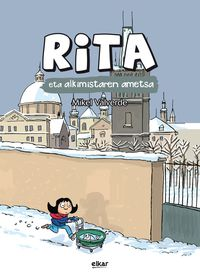 Rita Eta Alkimistaren Ametsa - Mikel Valverde Tejedor