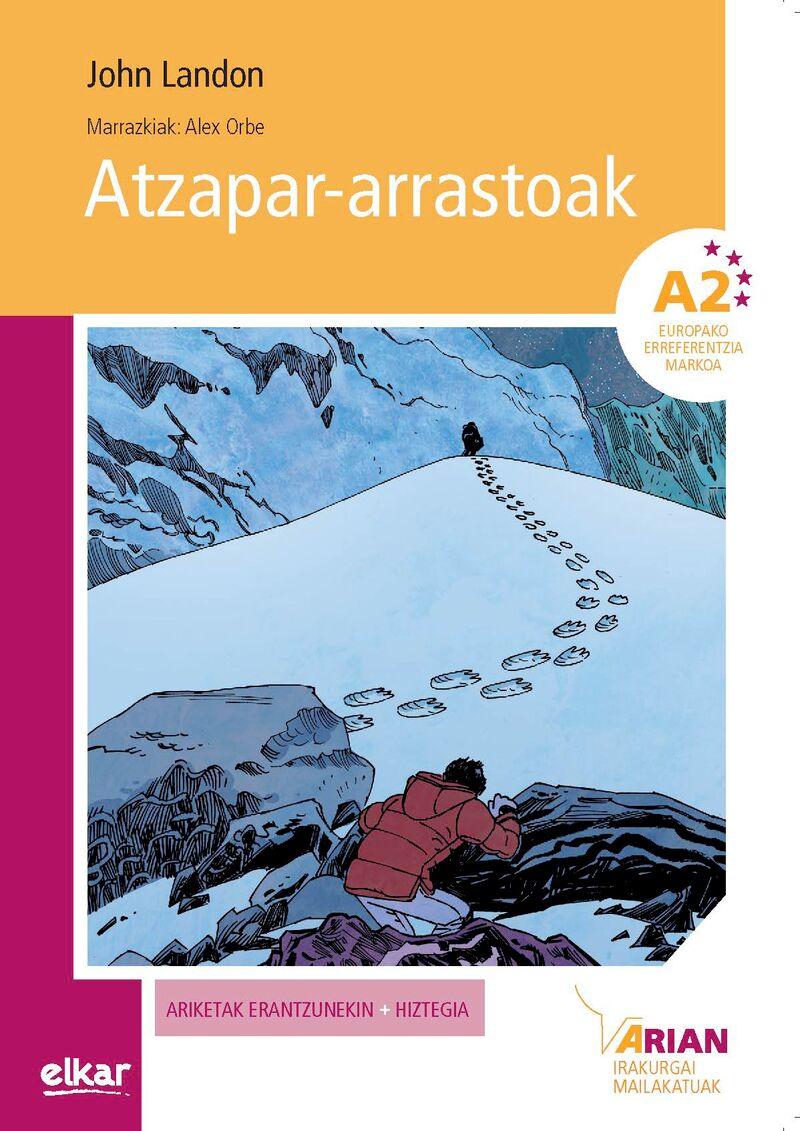 ATZAPAR ARRASTOAK (A2) (+CD)
