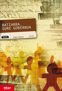 BATZARRA, GURE GOBERNUA