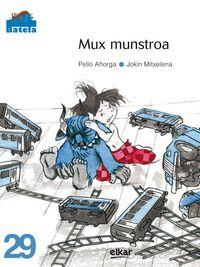 Mux Munstroa - PELLO  AÑORGA PEREZ  /  Jokin   Mitxelena Eritze (il. )