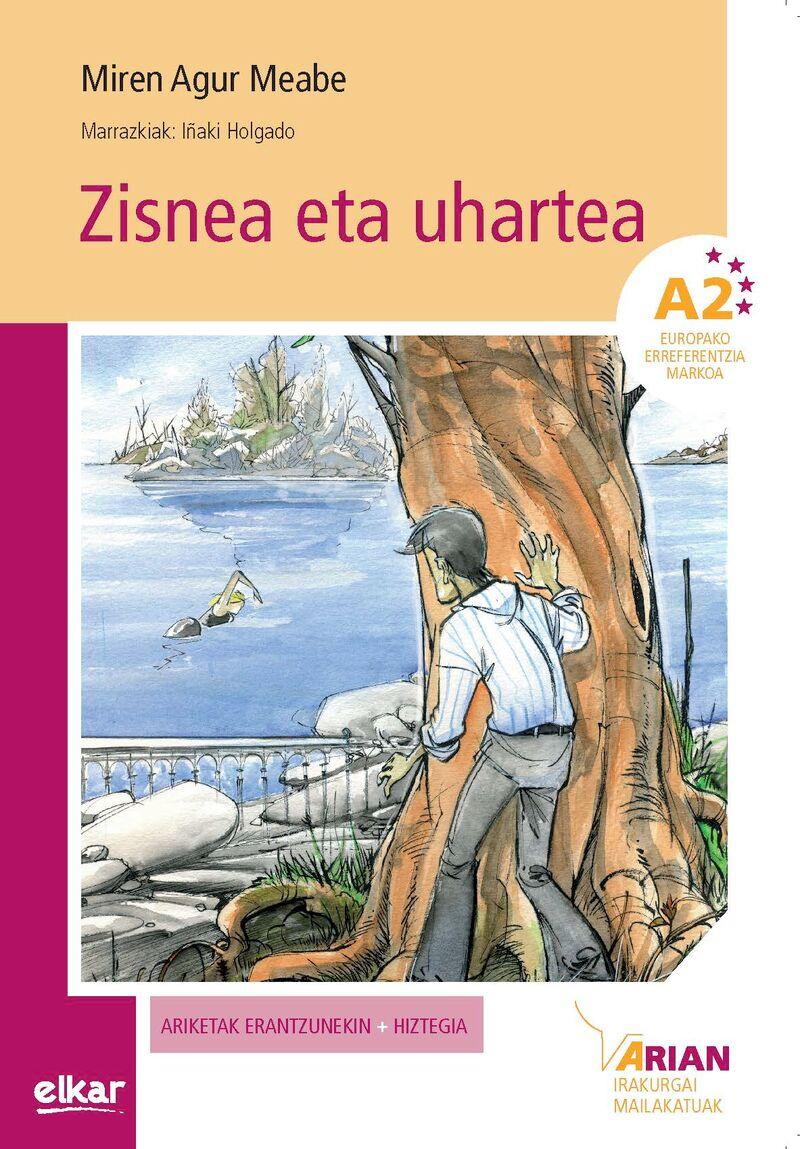 Zisnea Eta Uhartea (a2) (+cd) - Miren Agur Meabe Plaza / Iñaki G. Holgado (il. )