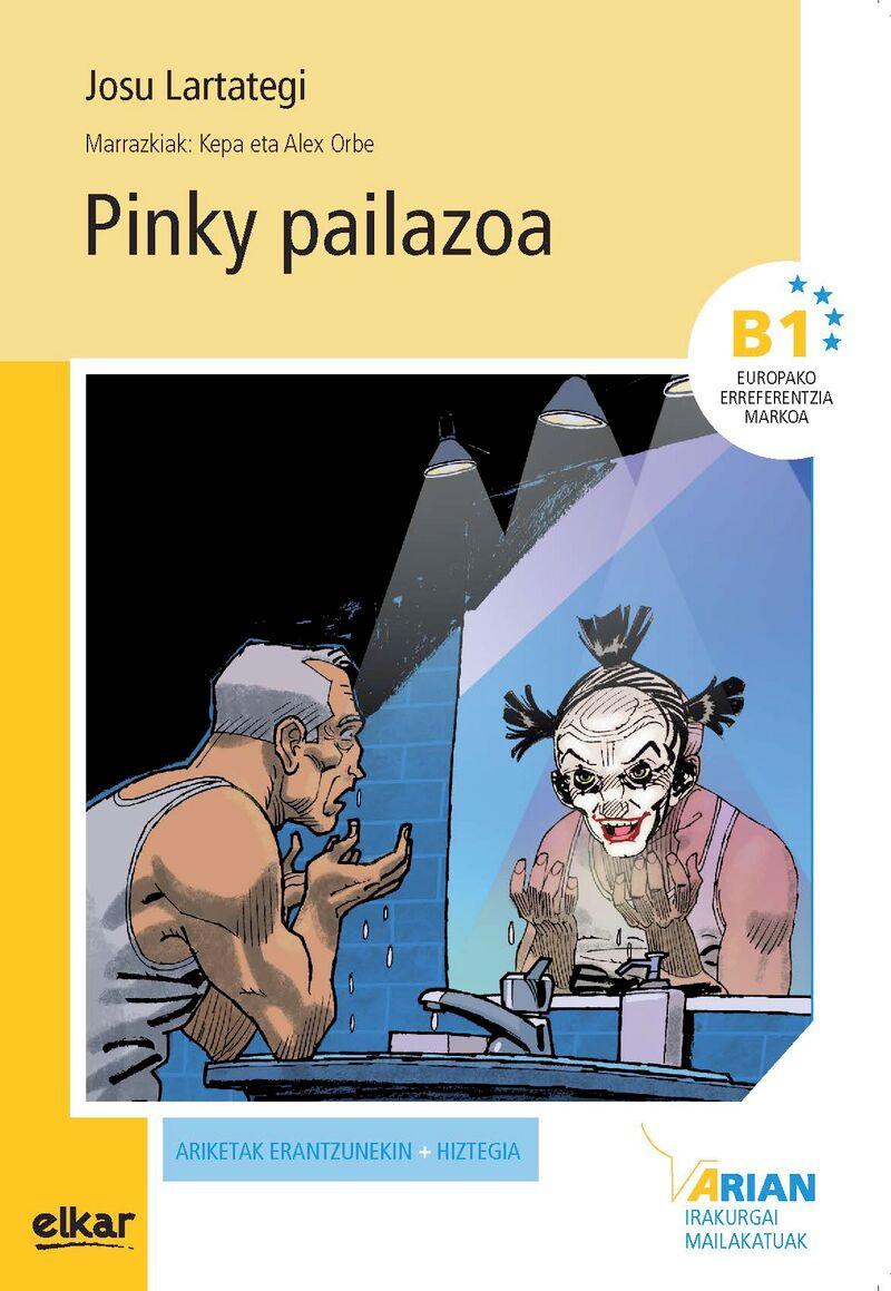 PINKY PAILAZOA (B1) (+CD)