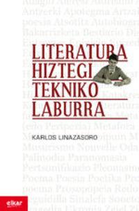 Literatura hiztegi tekniko laburra