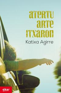 Atertu Arte Itxaron - Katixa Agirre Miguelez