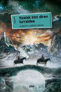 itzalak bizi diren lurraldea - Alberto Ladron Arana