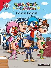 PATATA, PATATA! - PIRRITX, PORROTX ETA MARIMOTOTS