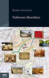 Nafarroan Filosofatuz - Piarres Aintziart