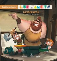 Gurarien Harria - Lur Eta Amets - Euskal Herriaren Historia 4 - Uxue Alberdi Estibaritz / Patxi Pelaez Picapiedra (il. )