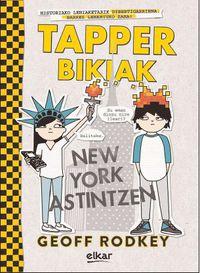 TAPPER BIKIAK NEW YORK ASTINTZEN