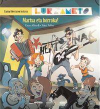 MARTXA ETA BORROKA - LUR ETA AMETS - EUSKAL HERRIAREN HISTORIA 9