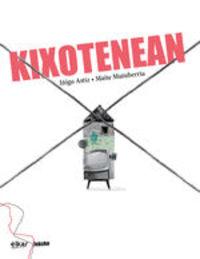 Kixotenean - Iñigo Astiz Martinez