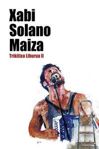 XABI SOLANO MAIZA - TRIKITIXA LIBURUA II (+CD)