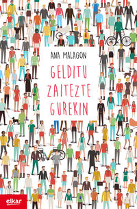 Gelditu Zaitezte Gurekin - Ana Malagon Zaldua