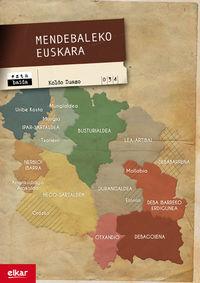 mendebaldeko euskara - Koldo Zuazo Zelaieta