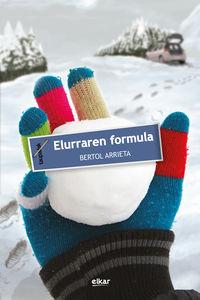 Elurraren Formula - Bertol Arrieta Kortajarena