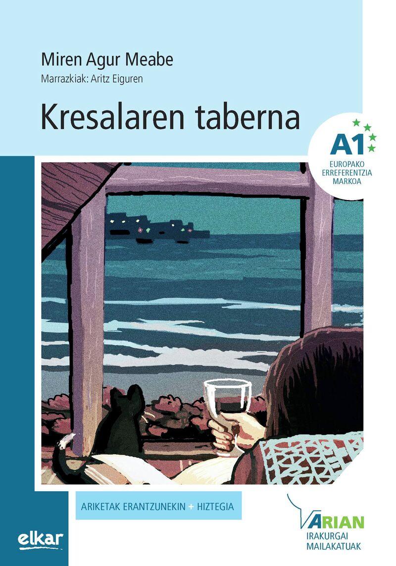 Kresalaren Taberna (a1) (+cd) - Miren Agur Meabe Plaza / Aritz Eiguren Aldanondo (il. )