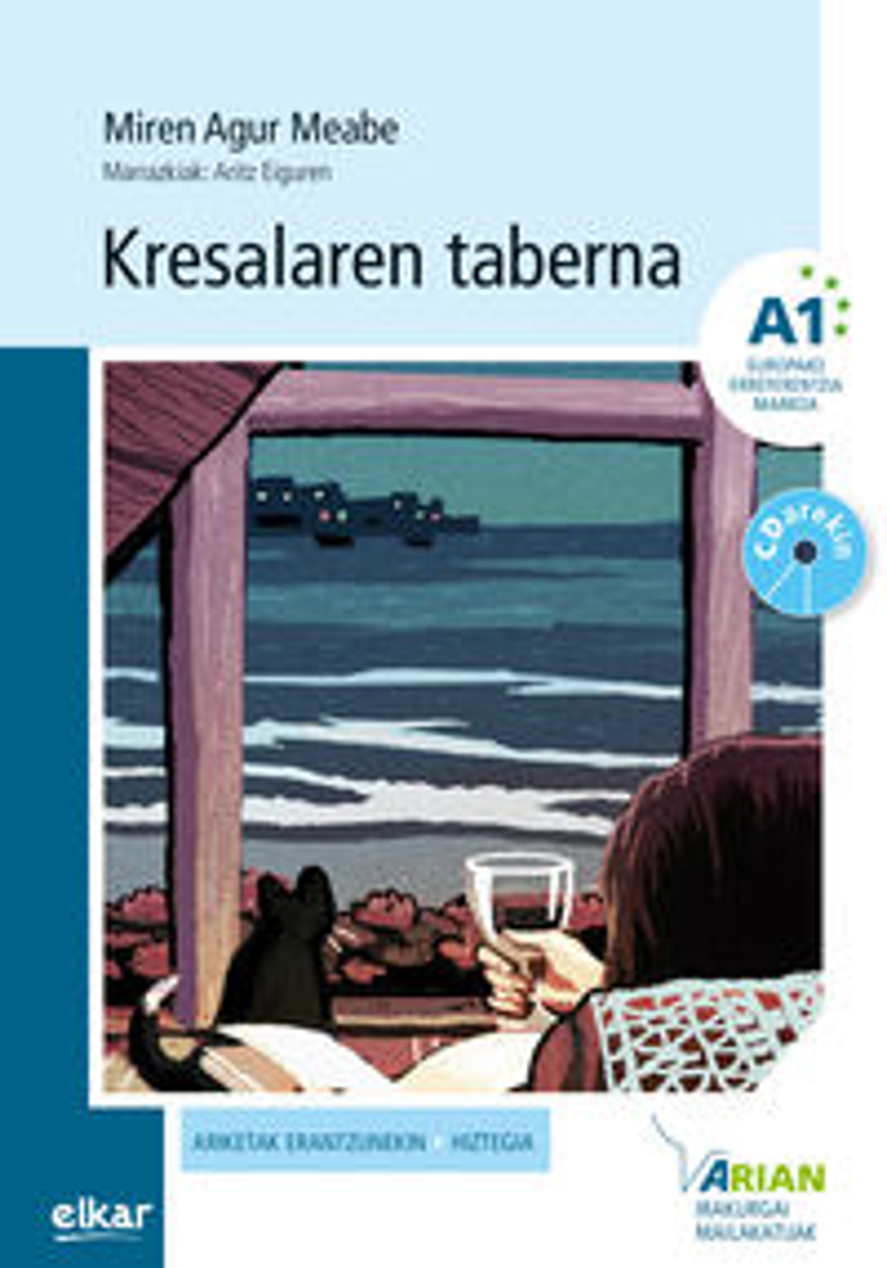 KRESALAREN TABERNA (A1) (+CD)