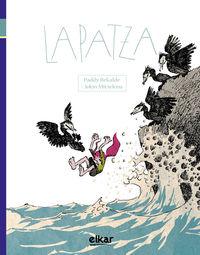 Lapatza - Paddy Rekalde / Jokin Mitxelena Erize (il. )