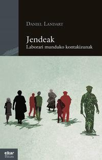 Jendeak - Daniel Landart