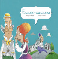 Erran-Merrana - Nancy Guilbert / Laure Gomez (il. )