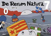 De Rerum Natura 7 - Zaldieroa