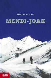 Mendi-Joak - Aingeru Epaltza Ruiz De Alda