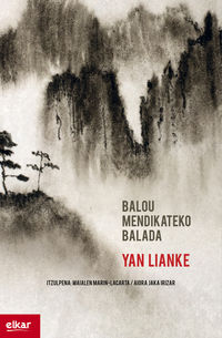 Balou Mendikateko Balada - Yan Lianke