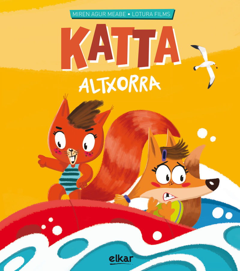 Katta Altxorra - Katta 2 - Miren Agur Meabe Plaza / Lotura Films (il. )