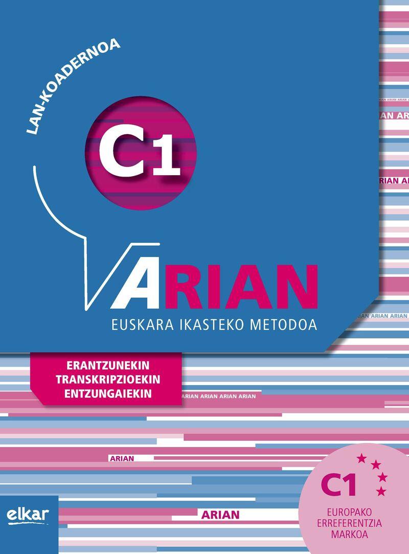 ARIAN C1 LAN-KOADERNOA (+ERANTZUNAK)