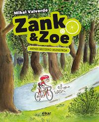 Mendi Beltzeko Munstroa - Zank Eta Zoe 1 - Mikel Valverde Tejedor / Ramon Olasagasti (il. )