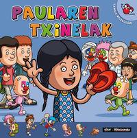 PAULAREN TXINELAK - FAMILIA MILA KOLORE