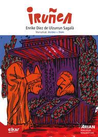 Iruñea (b1) (+cd) - Enrike Diez De Ulzurrun / Asisko + Dom (il. )