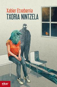 Txoria Nintzela - Xabier Etxeberria Garro