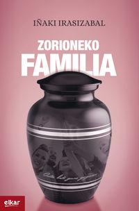 Zorioneko Familia - Iñaki Irasizabal Izagirre