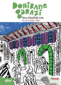 Donibane-Garazi (b1) (+cd) - Nora Arbelbide Lete / Asisko Urmeneta (il. ) / Dom Campistron (il. )