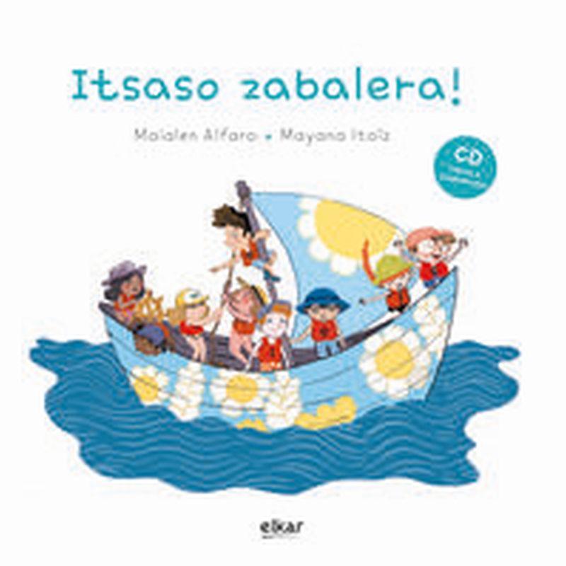 ITSASO ZABALERA (+CD) (KD-1010)